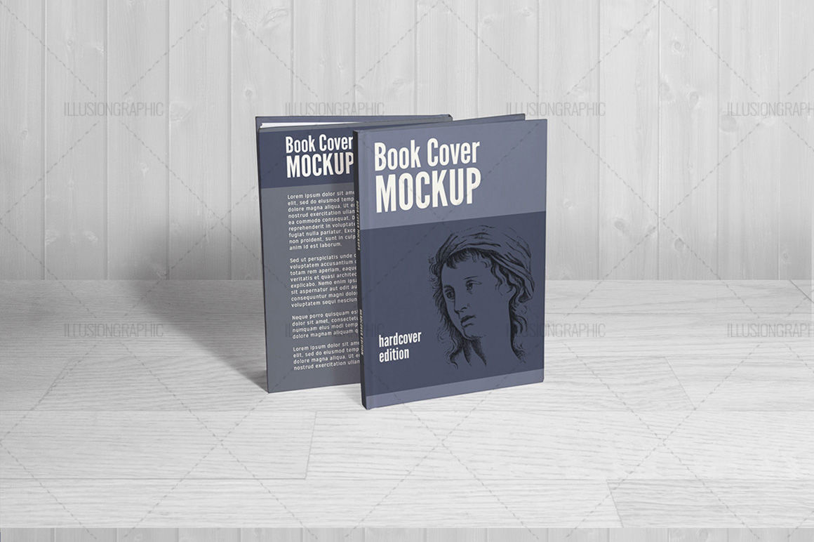 Download 10 Realistic Book Cover Psd Mockups Yellow Images