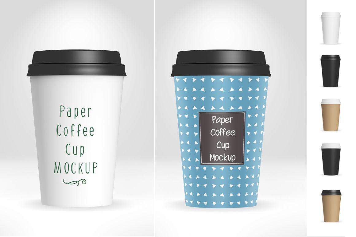 Coffee Mockup Psd
