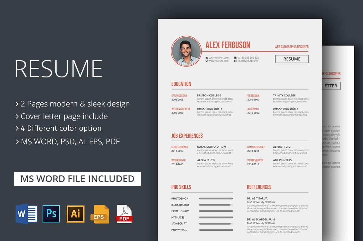 the resume cv by jilapi
