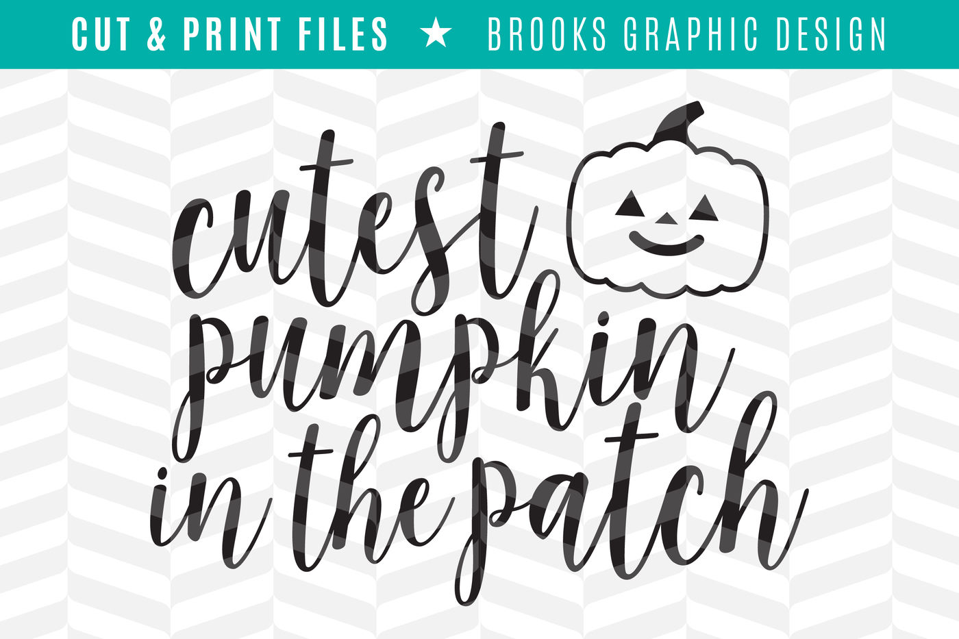 Cutest Pumpkin Dxf Svg Png Pdf Cut Print Files By Simply Bright Studio Thehungryjpeg Com