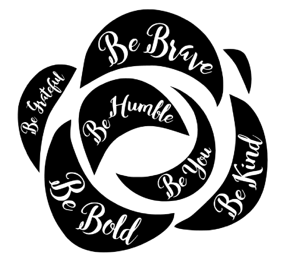 Be Brave Svg Cut File By Sprinkled Sweet Designs Thehungryjpeg Com