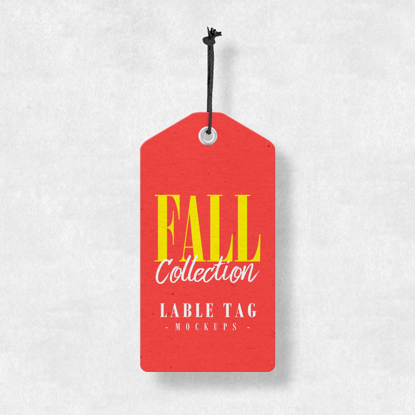 Download Label Tag Mockup Psd Yellowimages