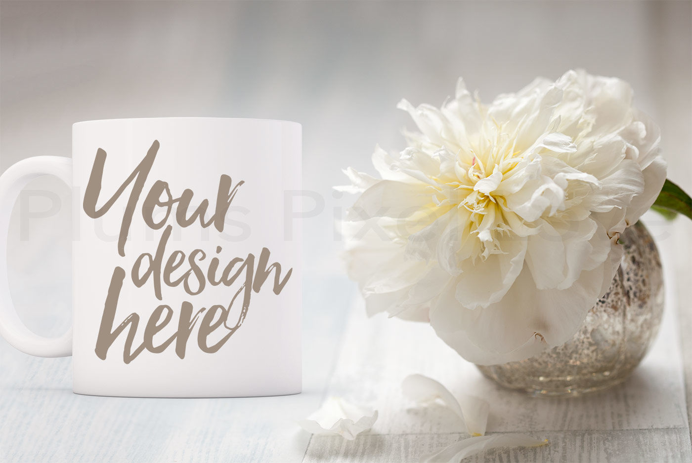 Pretty Styled Stock Mug Image Mock Up By Plums Pixel Love
