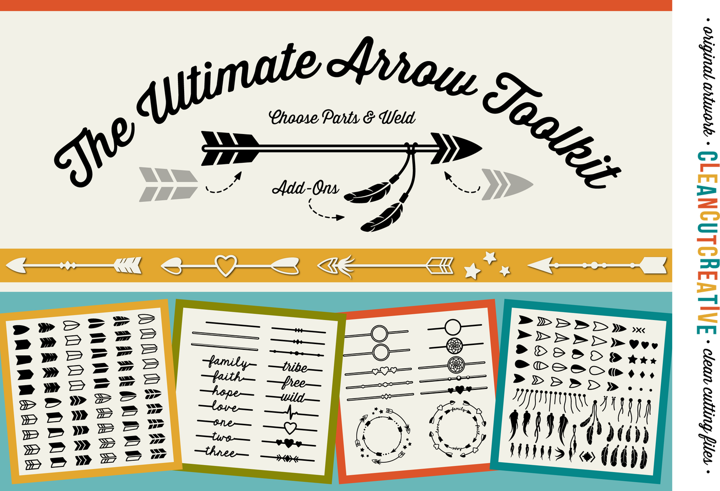 The Ultimate Arrow Toolkit Diy Arrows Boho Feathers