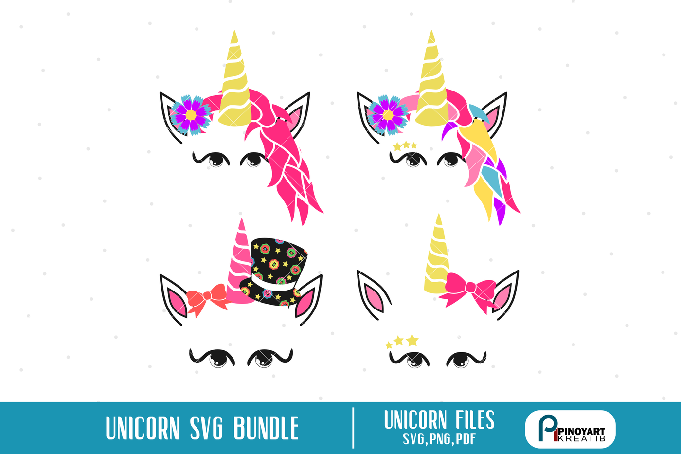 Unicorn Svg Horse Svg Unicorn Svg Unicorn Svg File Girl Svg