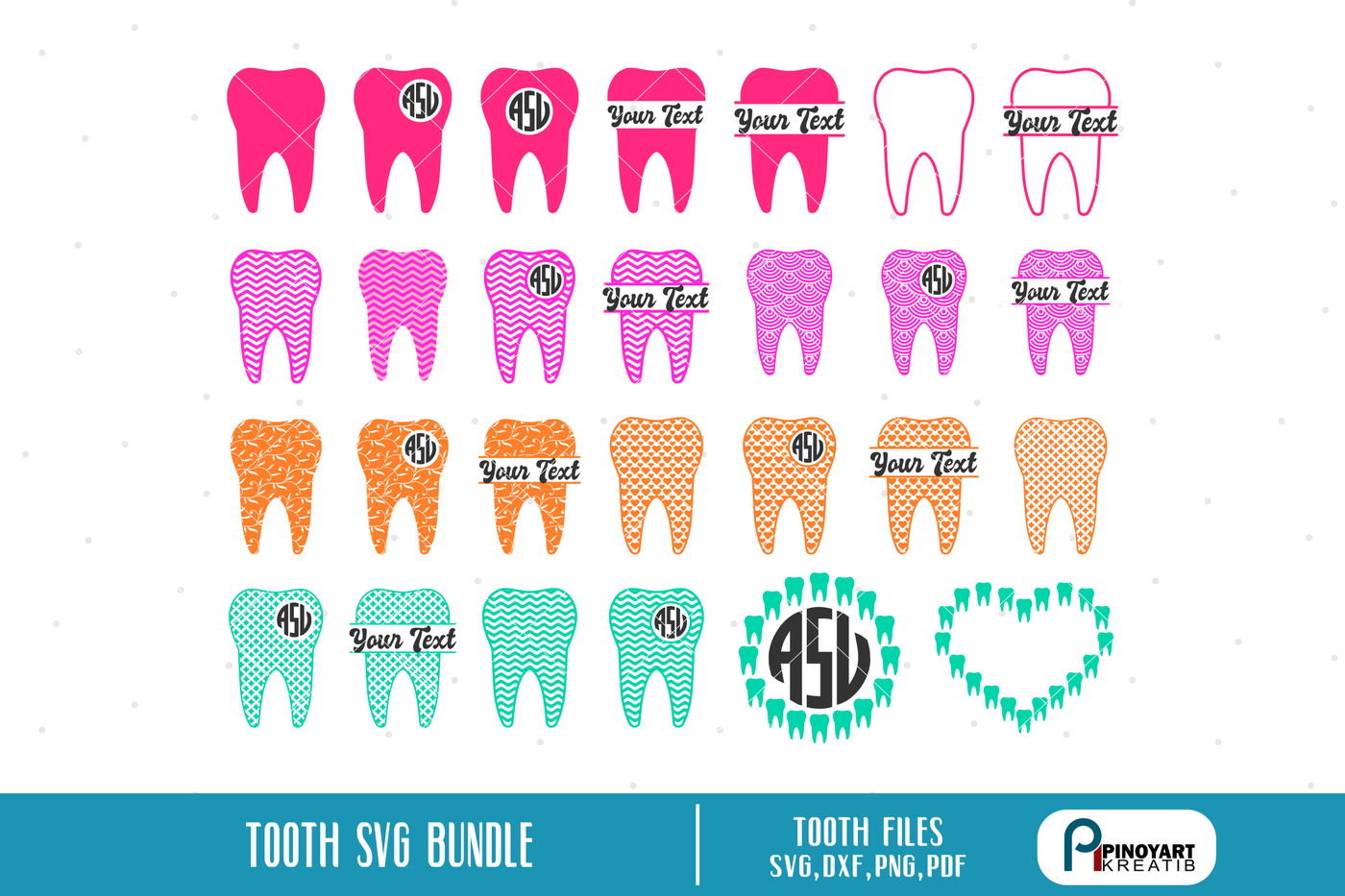 Teeth Svg Dentist Svg Teeth Svg Teeth Svg File Dentist Svg File