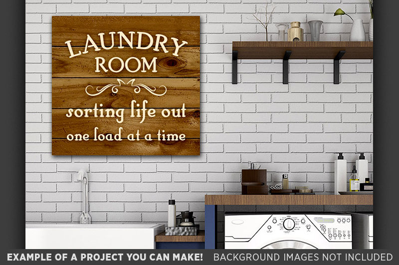 Sorting Life One Load At A Time Svg Cut File Funny Laundry Sign