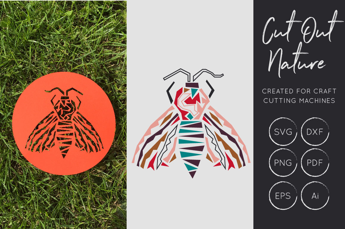 Flying Nature Svg Moth Cut File By Illuztrate Thehungryjpeg Com