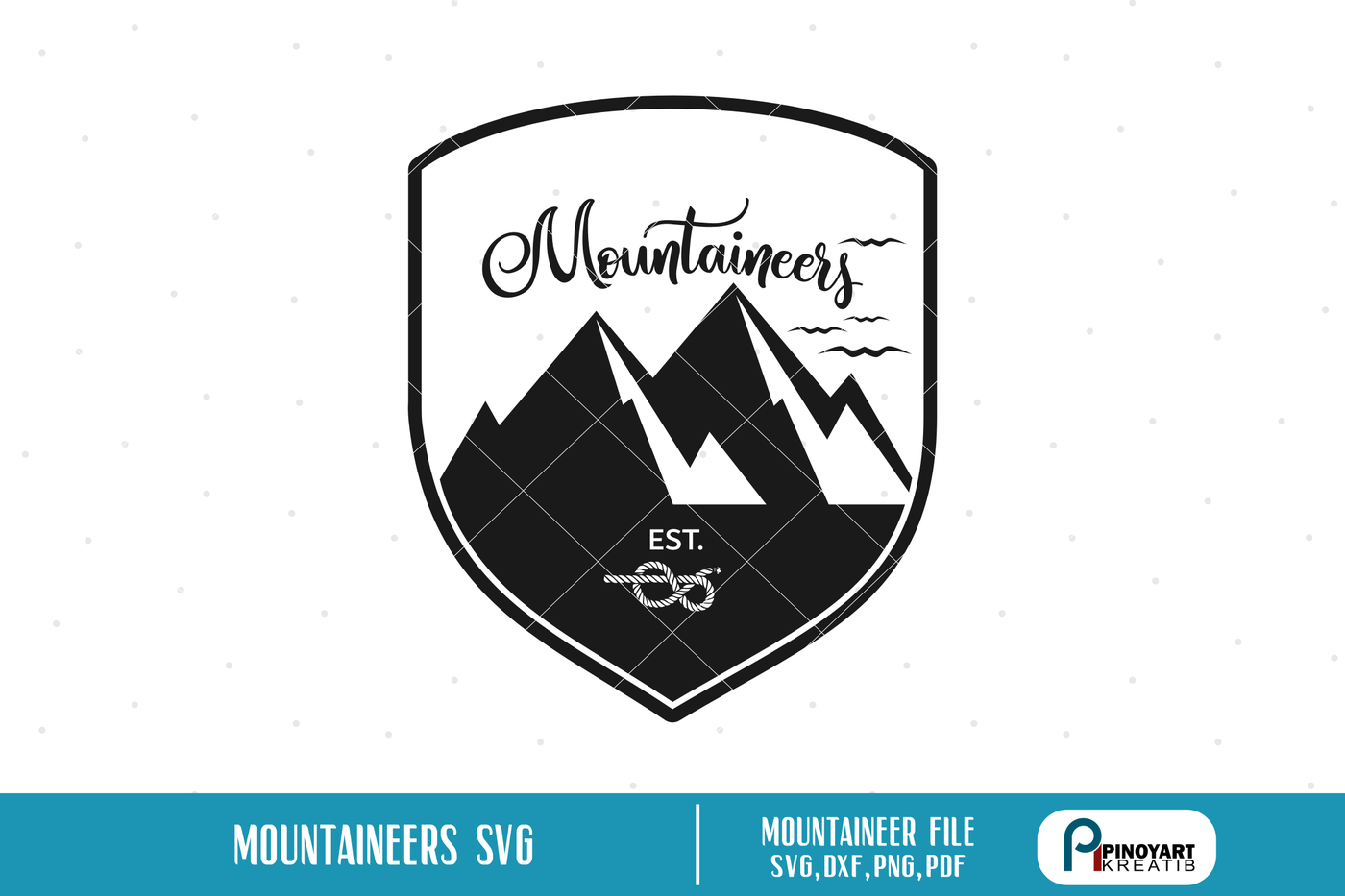 Mountaineers Svg Mountaineers Logo Svg Mountain Svg Mountain Logo