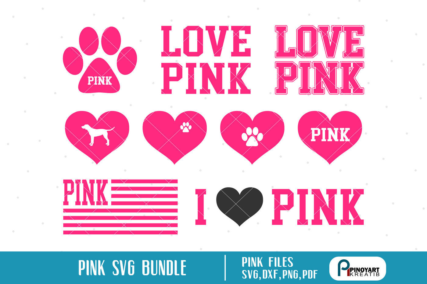 All Free Svg Cut Files Logo Design Logo Pink Svg