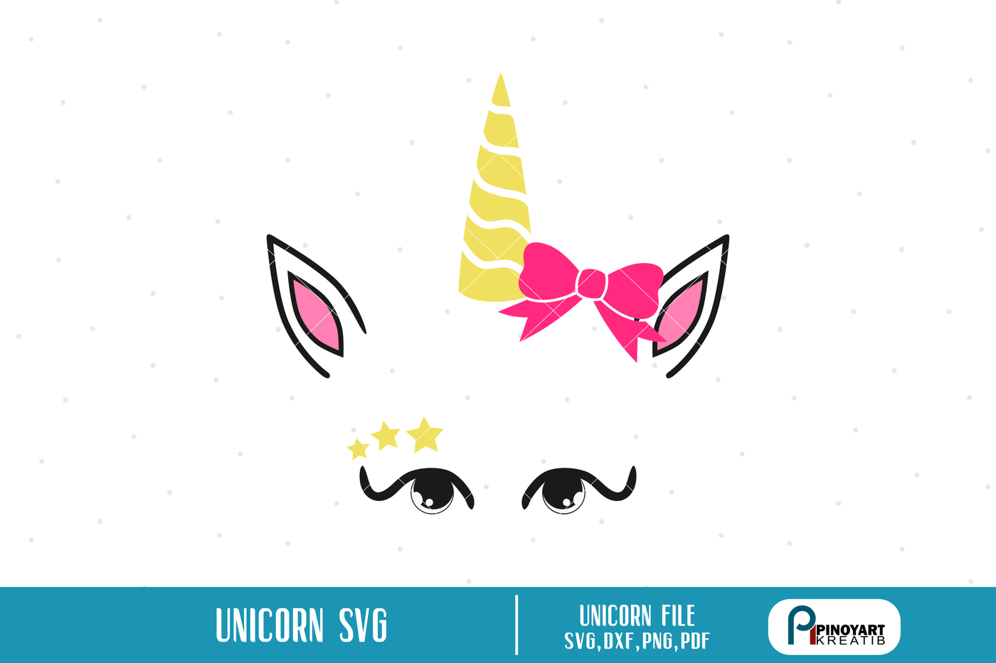 Unicorn Svg Unicorn Svg File Unicorn Dxf Unicorn Printables