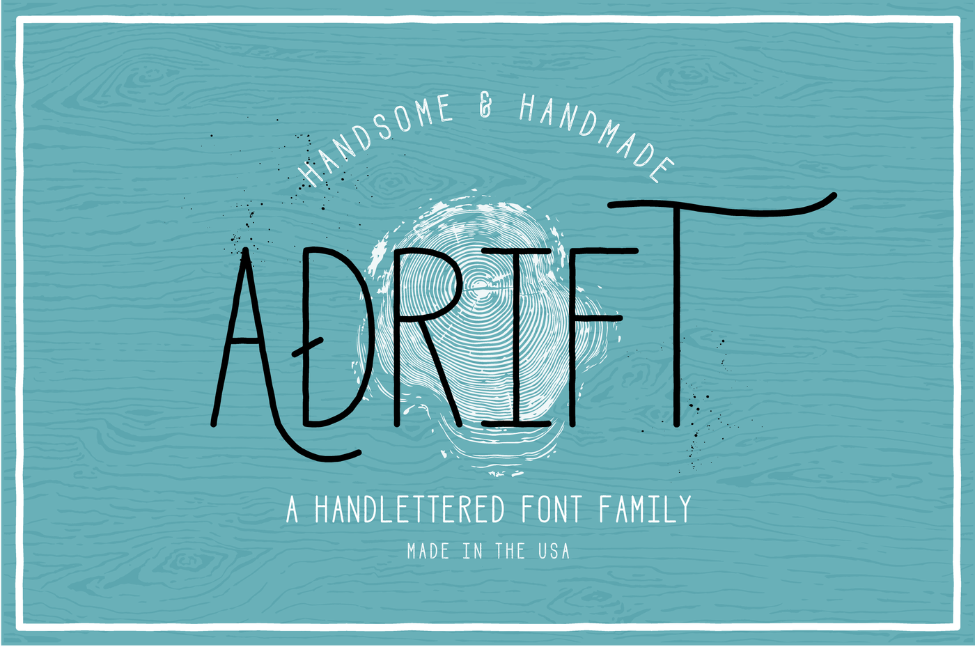 The Handcrafters Font Bundle By Flycatcher Design Thehungryjpeg Com