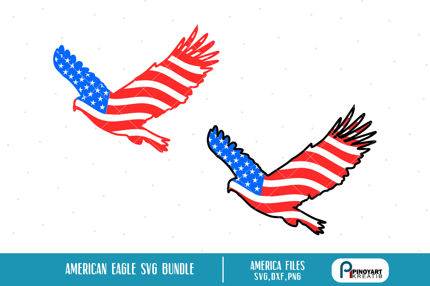Fourth Of July Svg 4th Of July Svg American Eagle Svg Us Svg Usa
