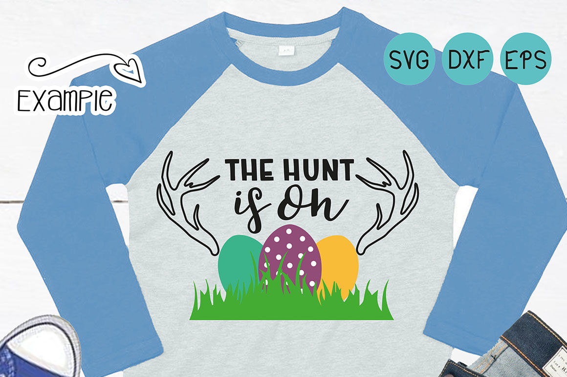 Easter svg, quotes and monograms frames, dxf, eps By Cute ...