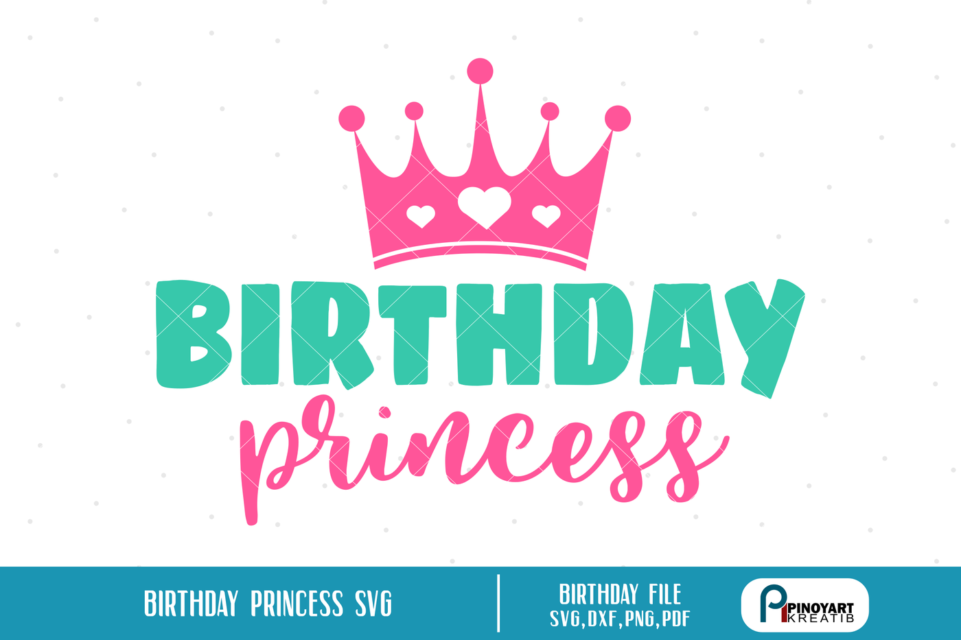 Birthday Princess Svg Birthday Svg Princess Svg Princess Svg File