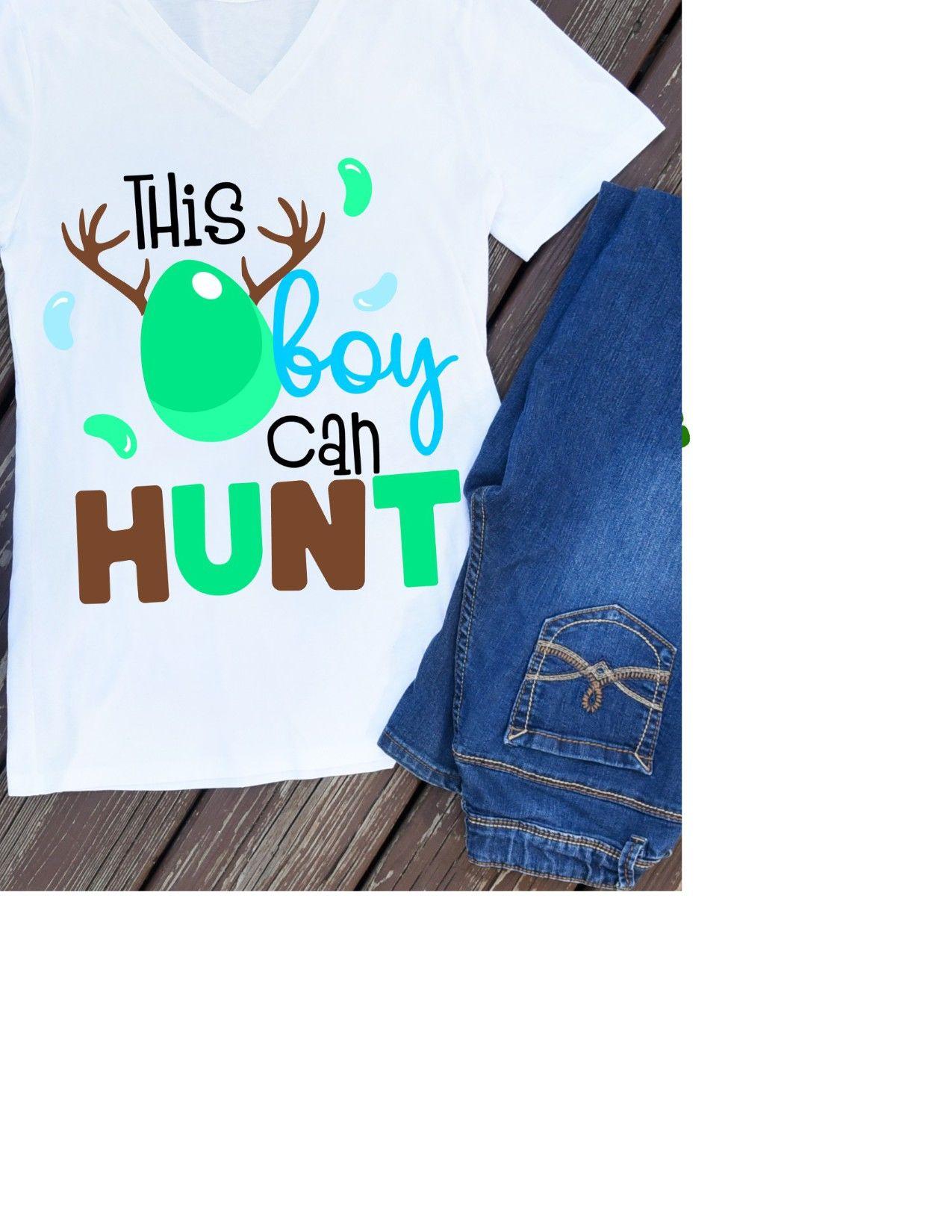 Easter Svg Easter Boy Svg This Boy Can Hunt Svg Easter Egg Svg