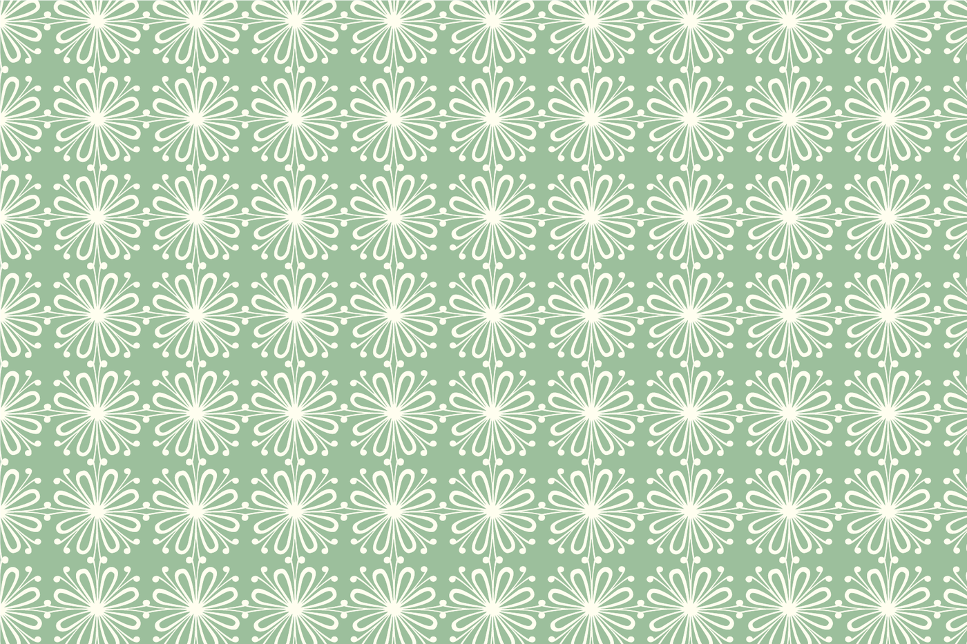 Seamless Vector Pastel Pattern Set By Studio Indigo