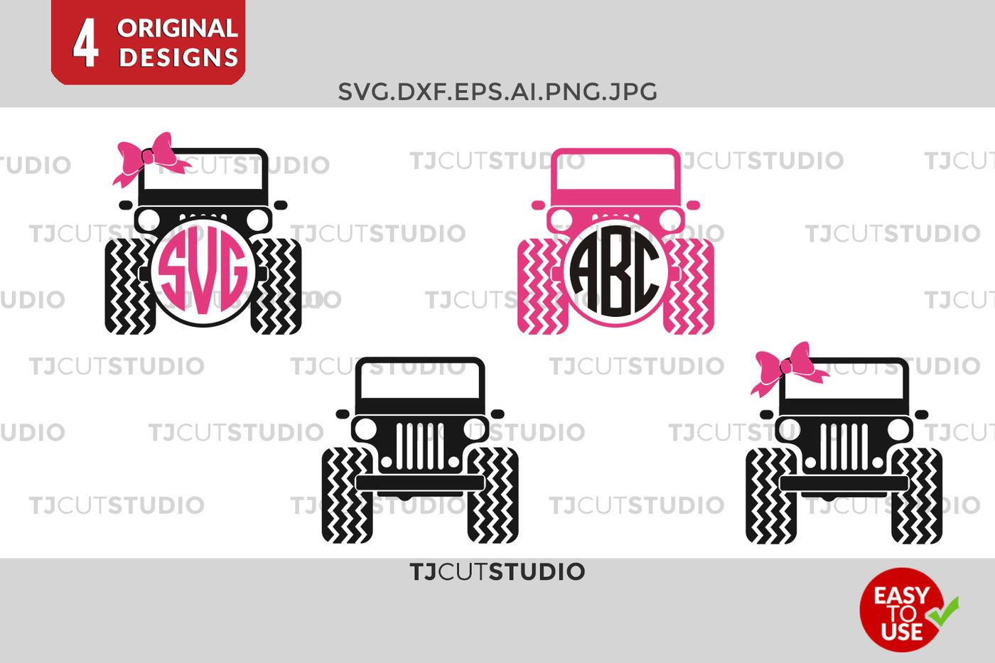 Jeep Svg Jeep Svg Cut Files Car Svg Jeep Girl Svg By Mstudio