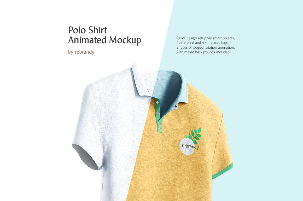 Download Polo Shirt Mockup Psd Free Download Yellow Images