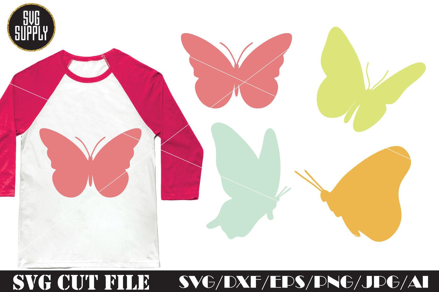 Butterfly Svg Butterflies Svg Cut File By Svgsupply