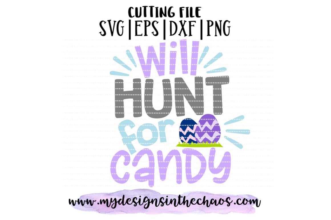 Will Hunt For Candy Svg Easter Svg Egg Hunt Svg Silhouette