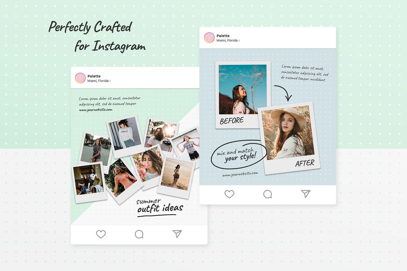 Instagram Pack Snapgram By Muhisya Thehungryjpeg Com