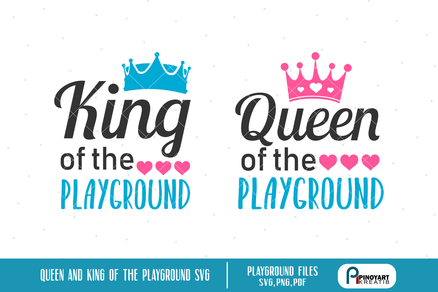 Queen Svg King Svg Queen Of The Playground Svg Playground Svg Play