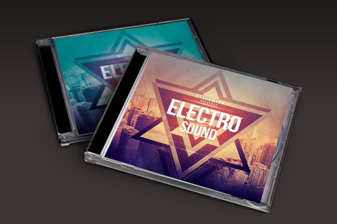 Download Album Cover Psd Mockup File Yellowimages