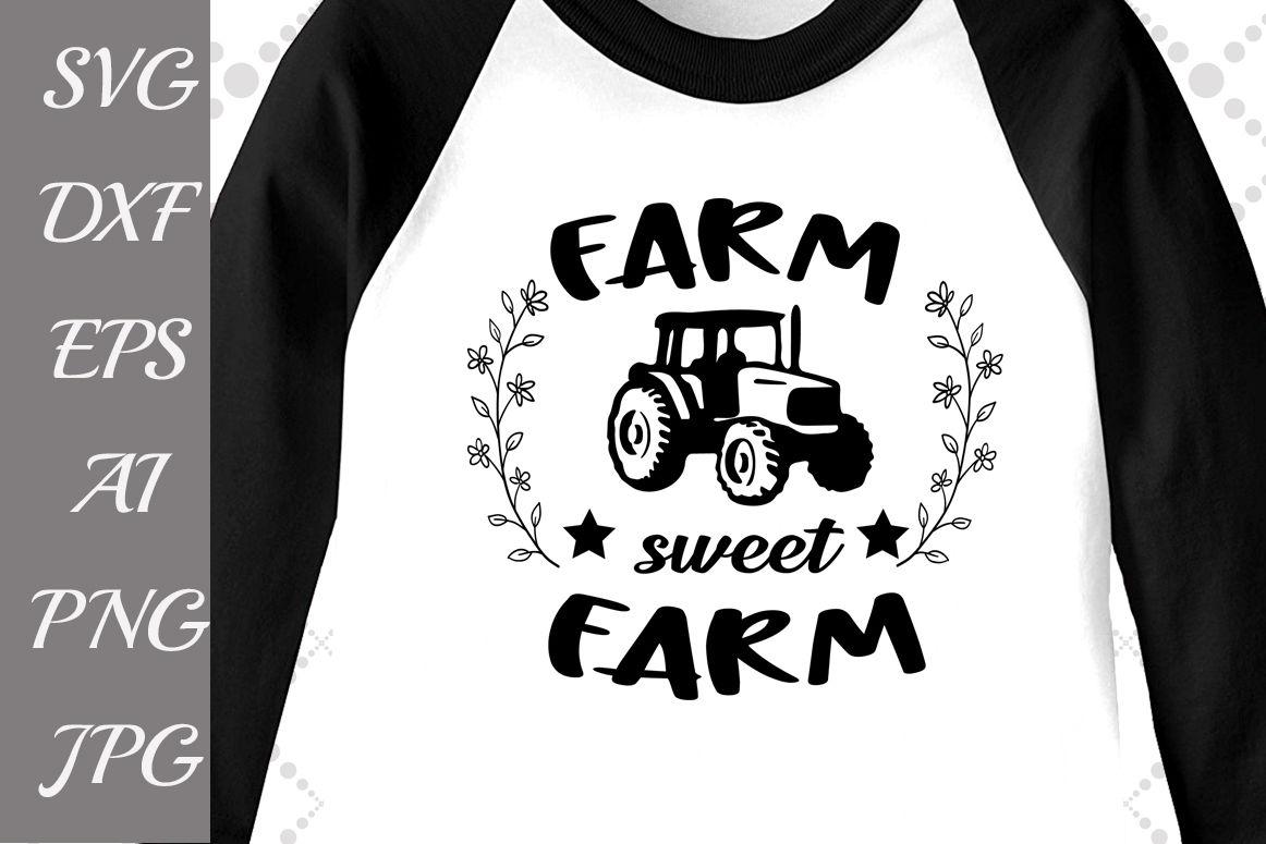 Farm Sweet Farm Svg By Prettydesignstudio Thehungryjpeg Com