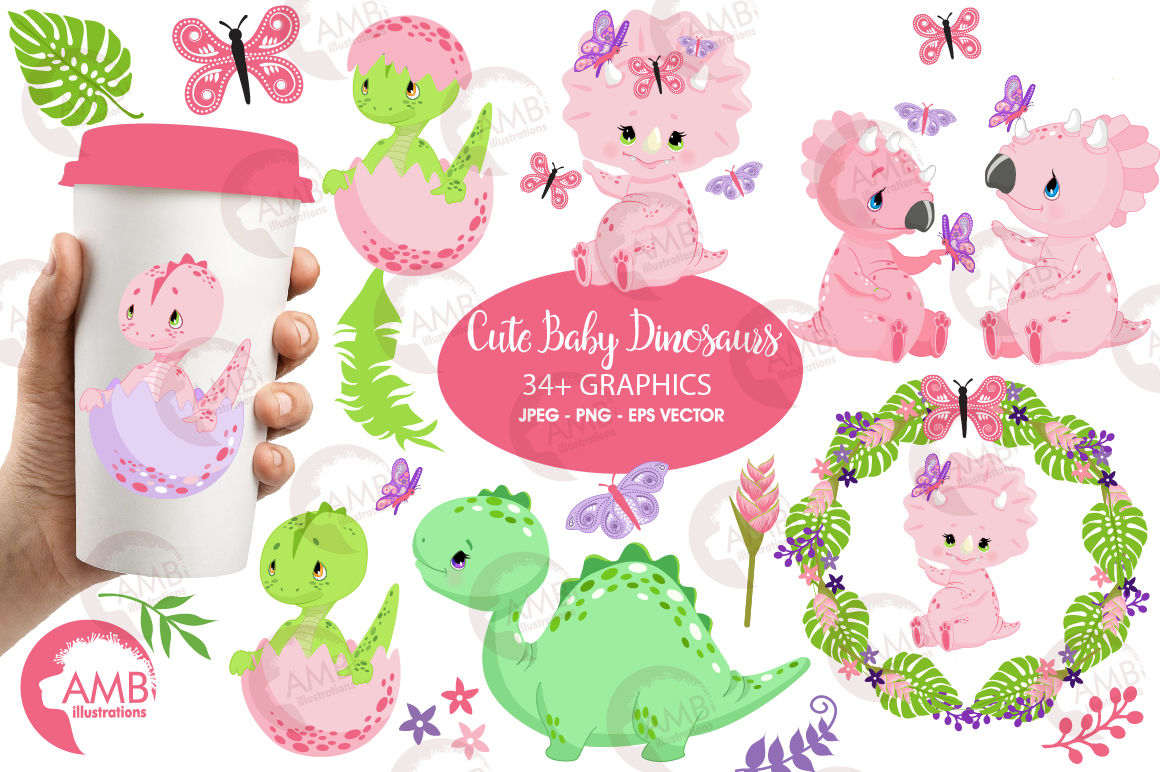 15 Cute Baby Dinosaur Pictures Free Cliparts That You - Baby Dinosaur  Cartoon - Free Transparent PNG Clipart Images Download