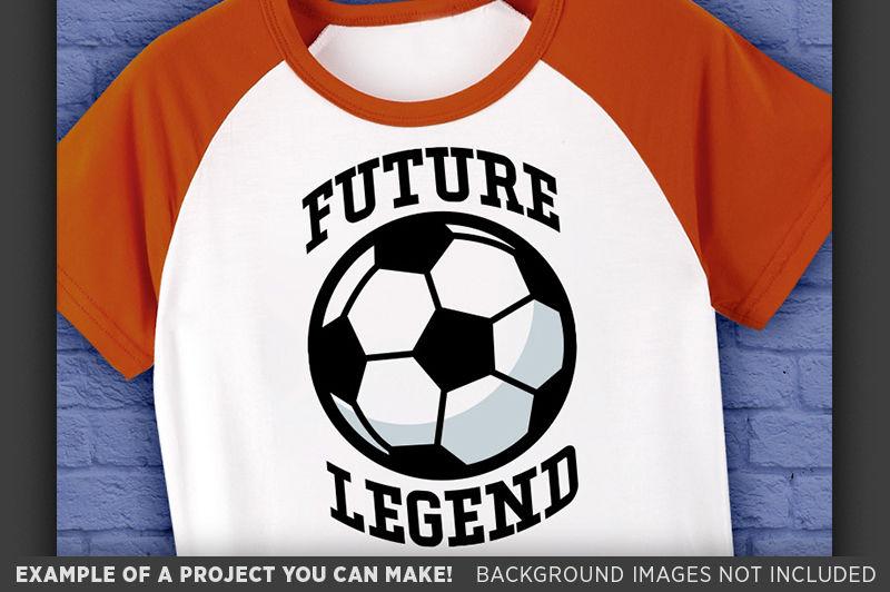 b303edde8 Future Soccer Legend SVG - Future Soccer Player Svg - Soccer 3027 By ...