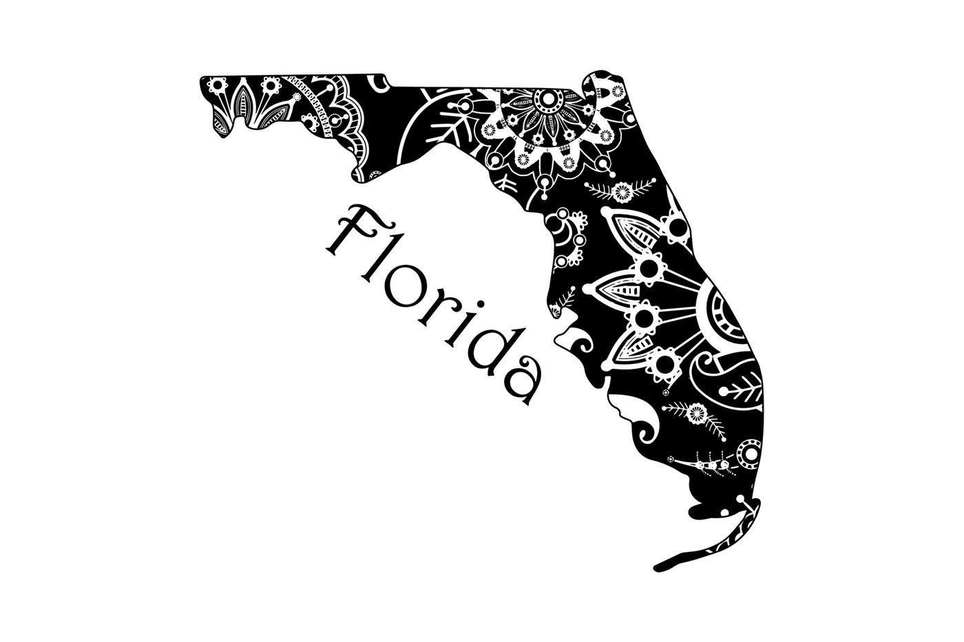 Mandala Florida Svg Dxf Eps Png Ai By Twelvepapers Thehungryjpeg Com