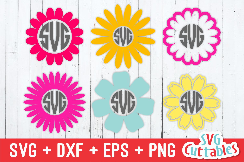 Cutting Files png Cameo baby girl Eps monogram svg Floral Wreath svg Monogram svg flowers DXF flower arrow Monogram SVG