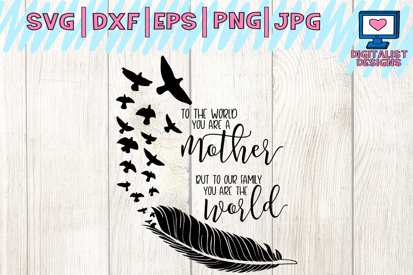 Mother S Day Svg Mom Svg Mother Gift Mother S Day Gift By