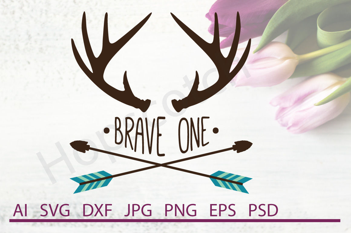 Antlers Svg Antlers Dxf Cuttable File By Hopscotch Designs