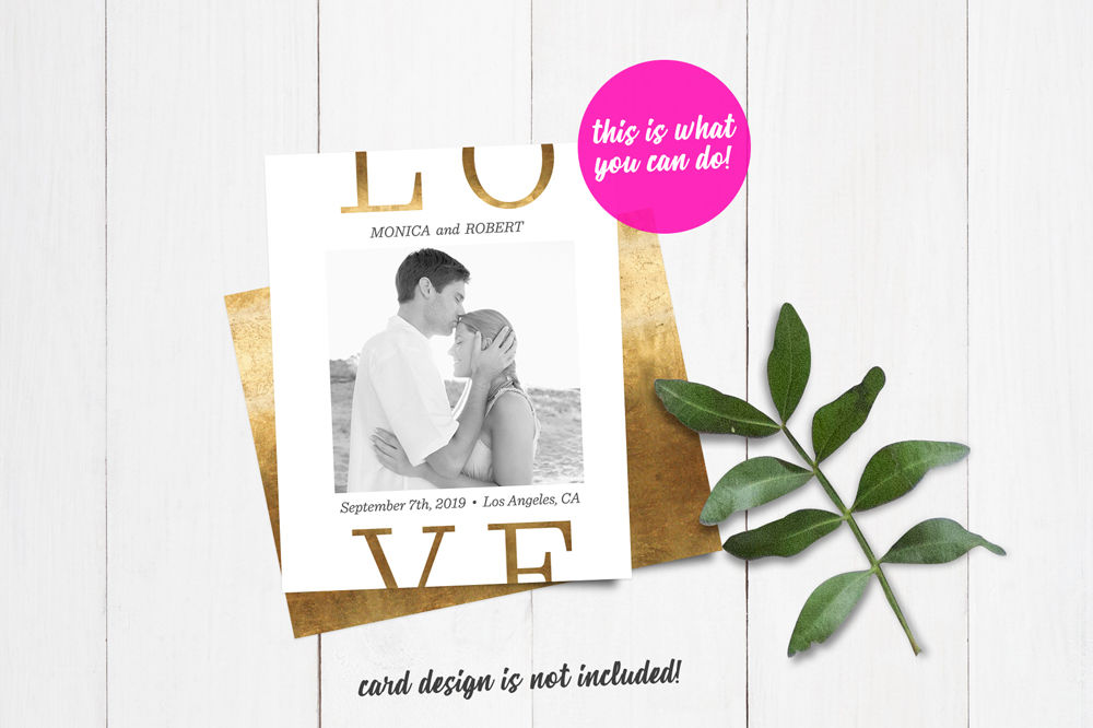Double Sided Flyer Mockup Psd Free Download