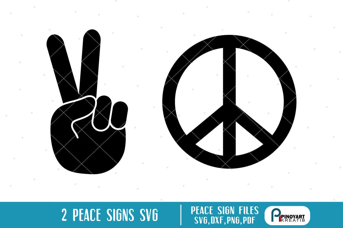 Peace Sign Svg Peace Svg Peace Svg File Peace Logo Svg Peace