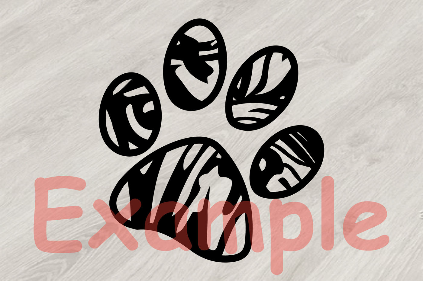French Bulldog Silhouette Svg Cut Layer Cute Dog Paw Family Pet
