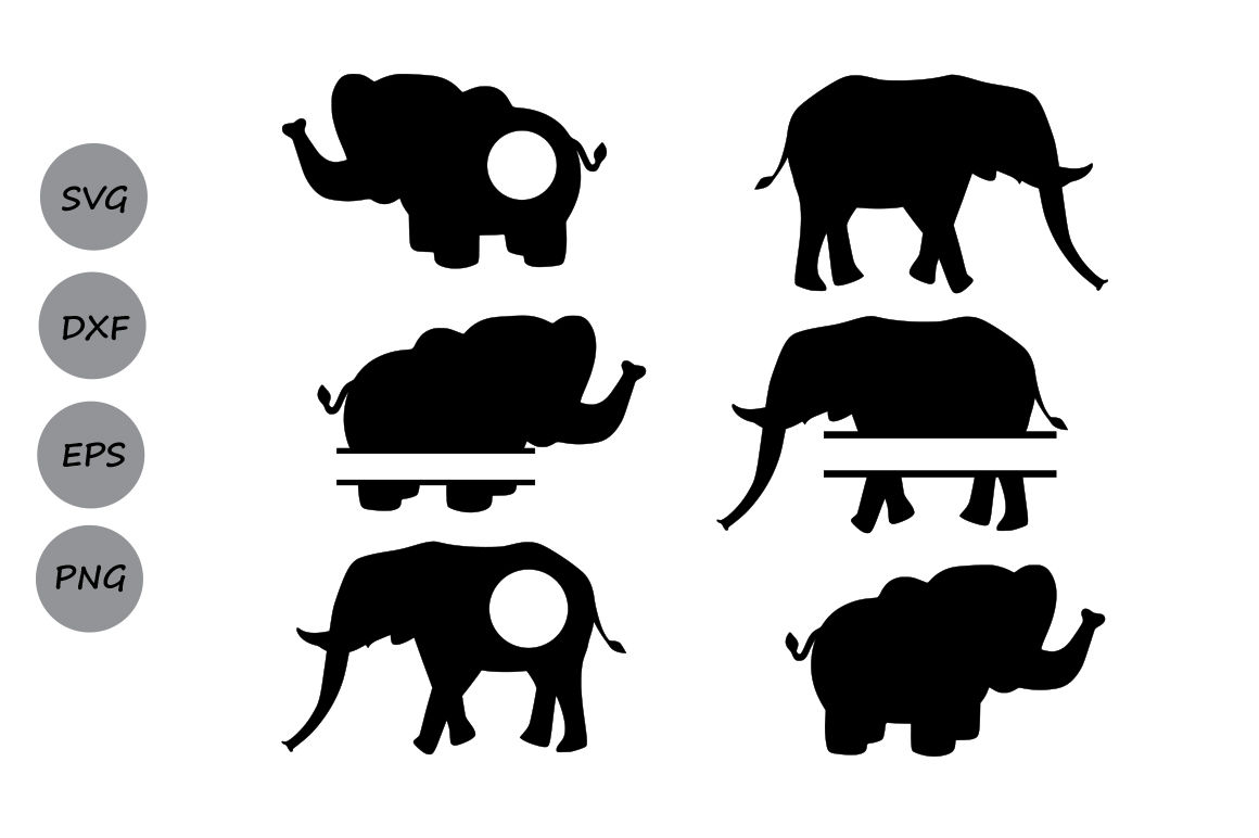Download Cricut Free Elephant Svg | suryadillaga