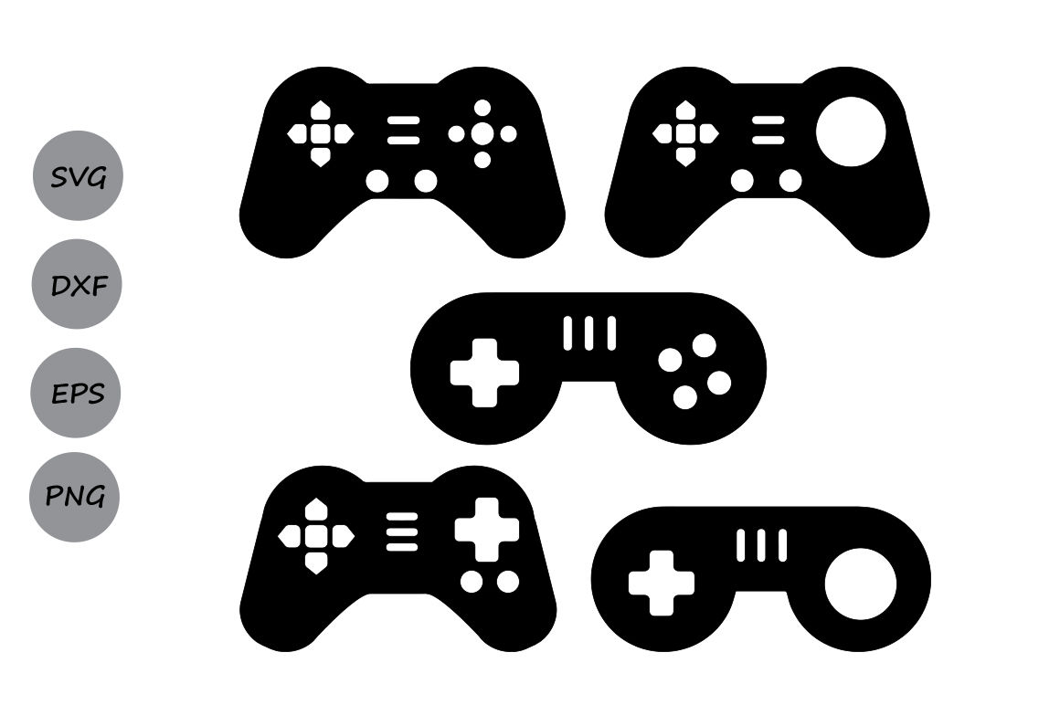 The Best Game Controller Svg Background