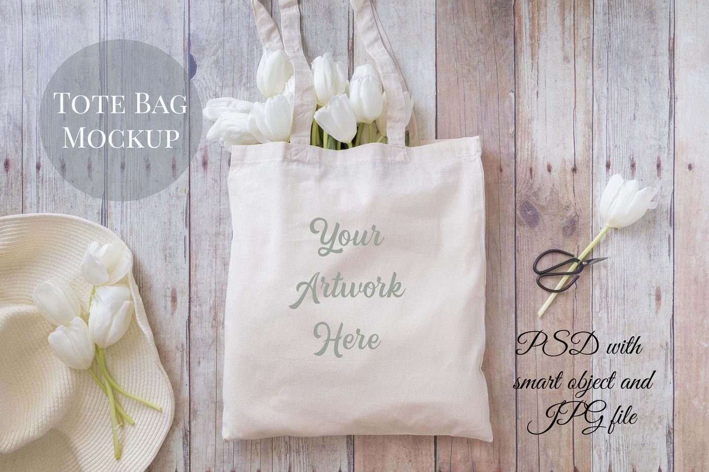Download Stitched Paper Bag Mockup Front View Yellowimages
