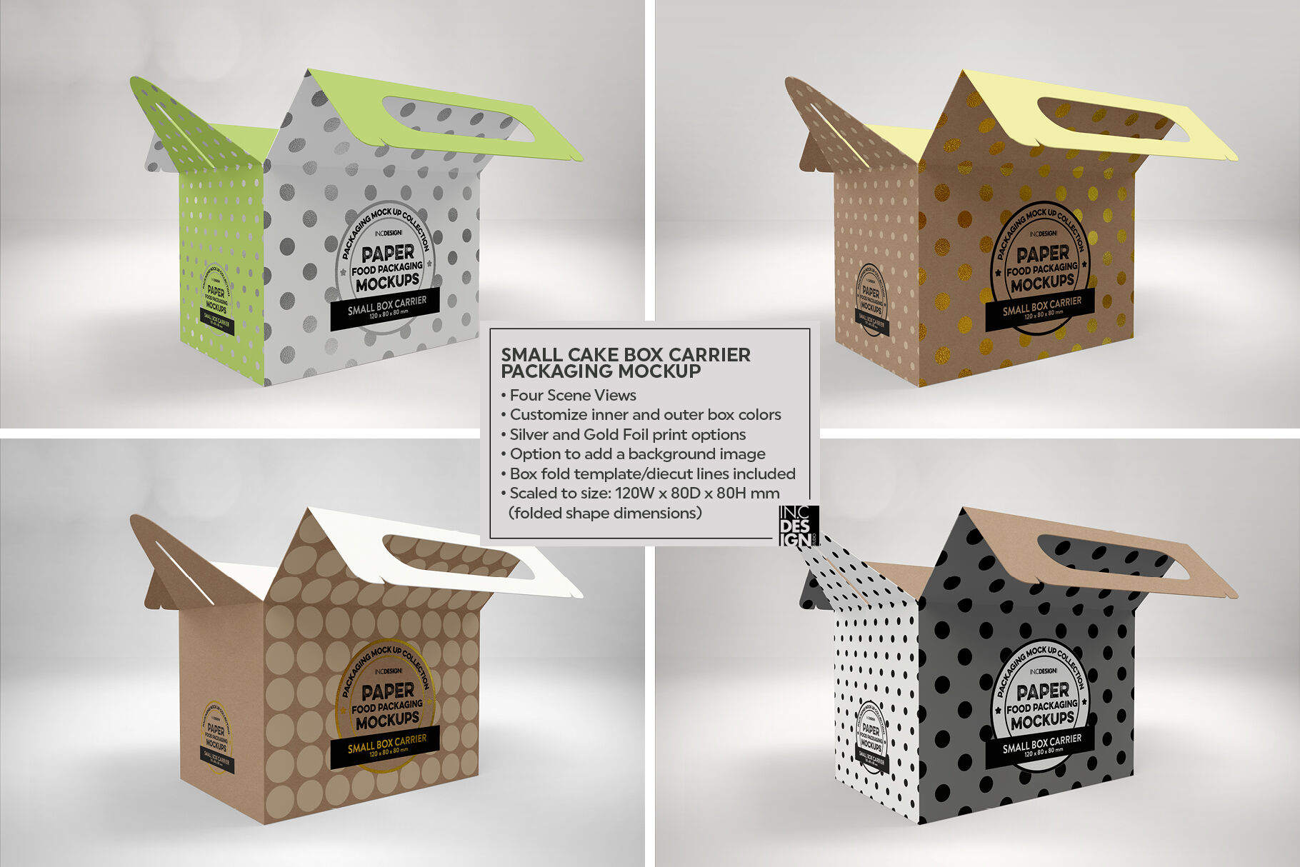 Download Gift Box Mockup Free Psd Yellowimages