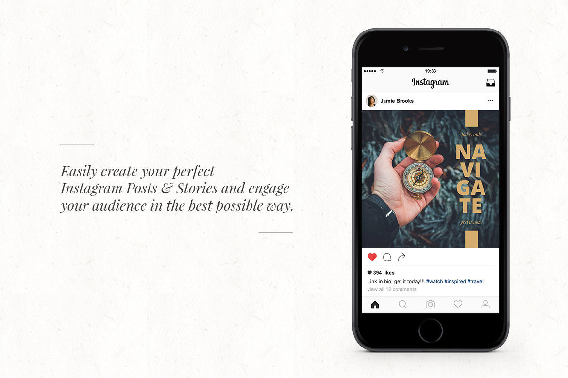 50 Instagram Dropshipping Graphics By Web Donut Thehungryjpeg Com