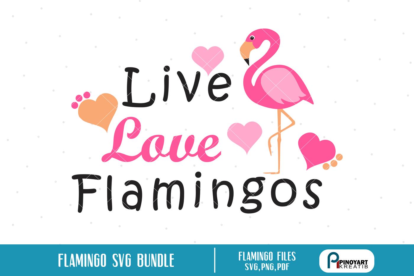 Flamingo Svg Flamingo Svg File Flamingo Svg Flamingo Monogram