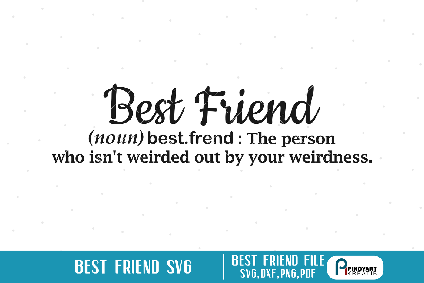 Best Friend Svg Best Friend Svg File Best Friend Graphics Friend