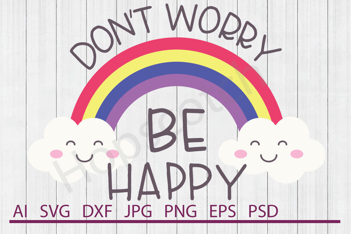 Rainbow Svg Rainbow Dxf Cuttable File By Hopscotch Designs