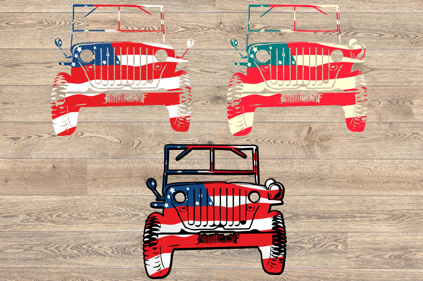 America Jeep Svg 4th Of July Svg American Flag 82sv By Hamhamart