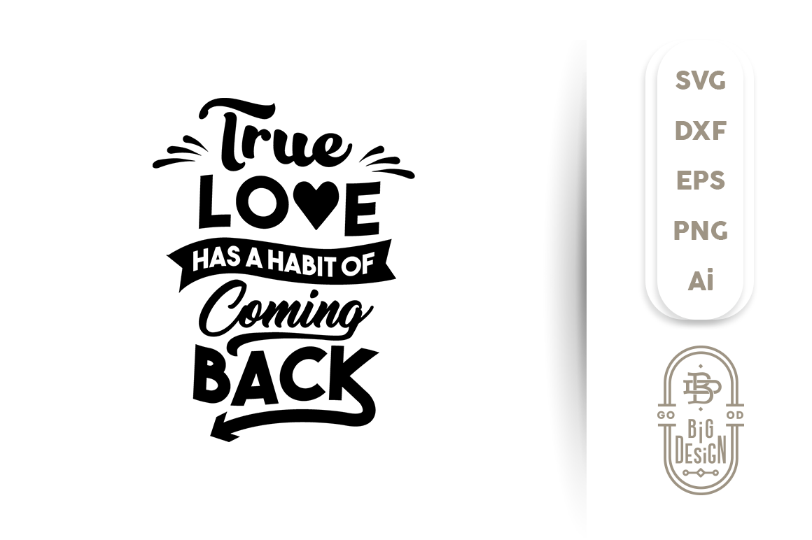 Svg Bundle Cutting Files Love Quotes By Big Design