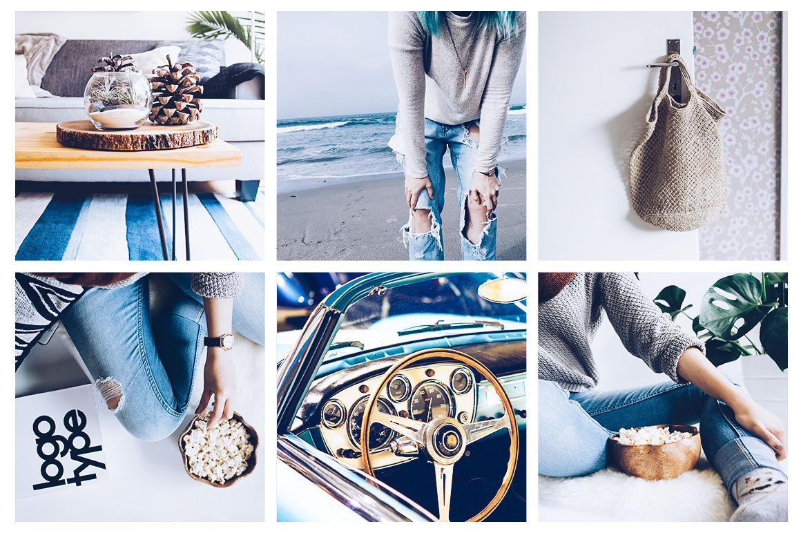 A5 VSCO Inspired Lightroom Presets By happynews