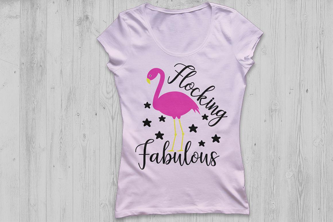 Flocking Fabulous Svg Flamingo Svg Beach Svg Tropical Svg